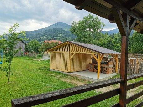 Cabana Alpin (Borsa)