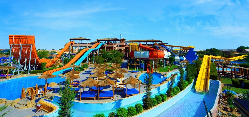 Pickalbatros Jungle Aqua Park Resort