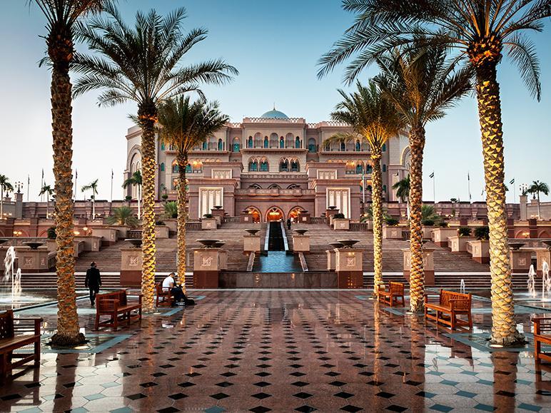 Circuit Dubai - Abu Dhabi - Sharjah