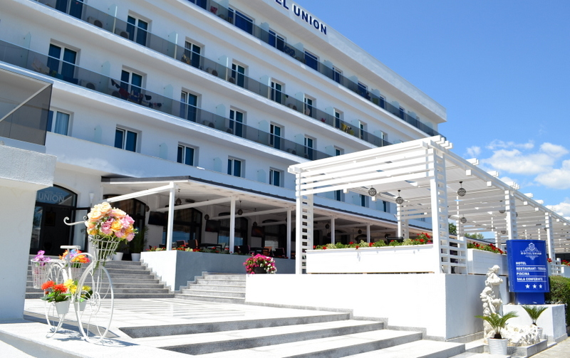 HOTEL UNION- Mic Dejun si Pranz