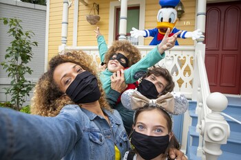Disney's Santa Fe