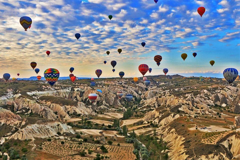 Circuit Turcia Cappadocia
