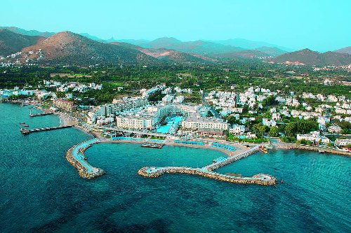 LA BLANCHE RESORT AND SPA (Turgutreis)