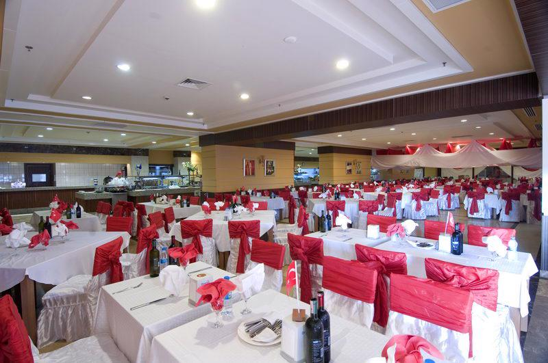 ORANGE COUNTY RESORT HOTEL BELEK 5 *