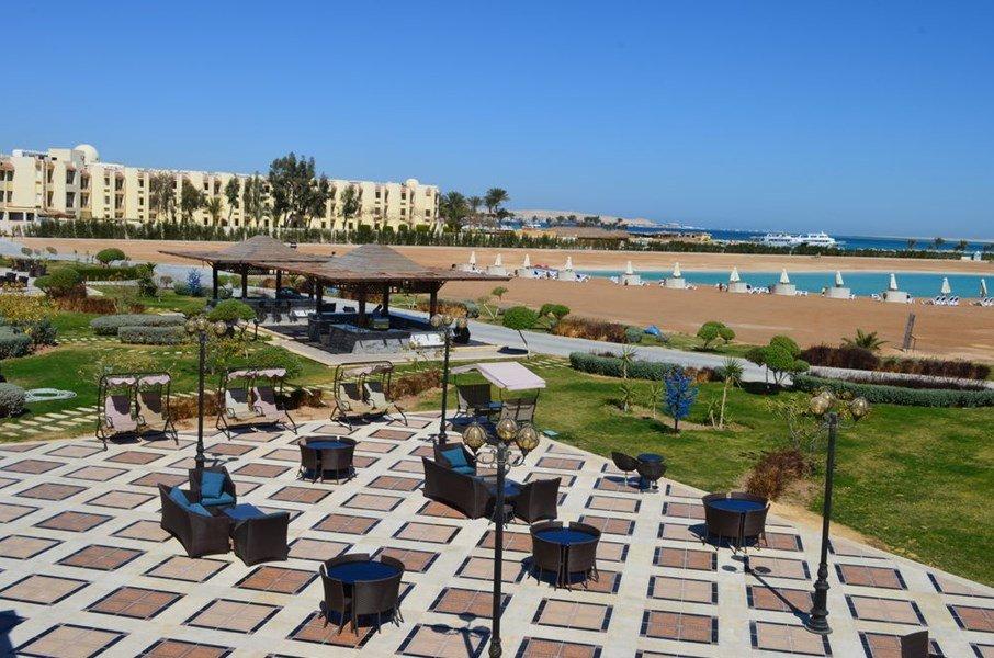 GRAVITY HOTEL AQUA PARK HURGHADA (EX SAMRA)