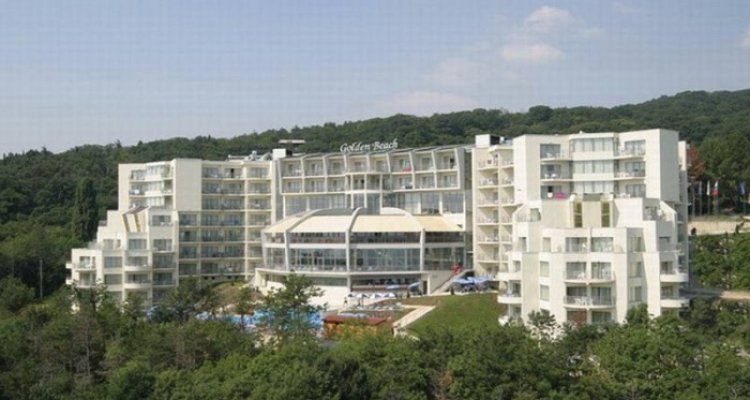 Parkhotel Golden Beach - All inclusive
