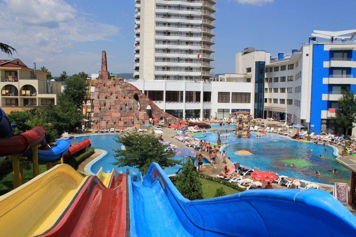 Kuban Resort  Aqua Park