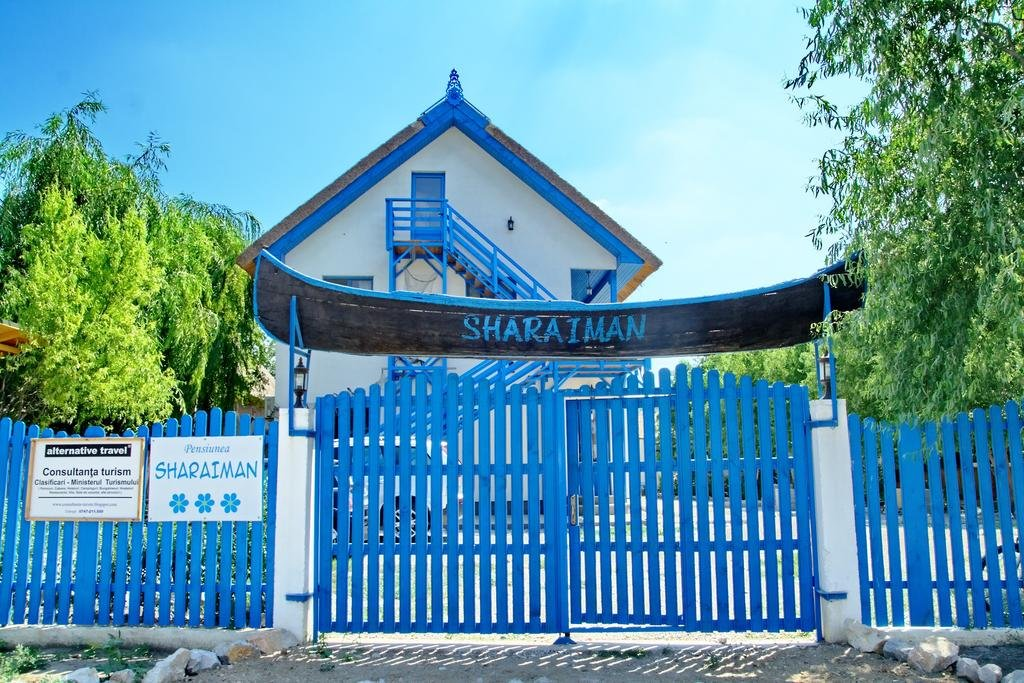 Pensiunea Sharaiman