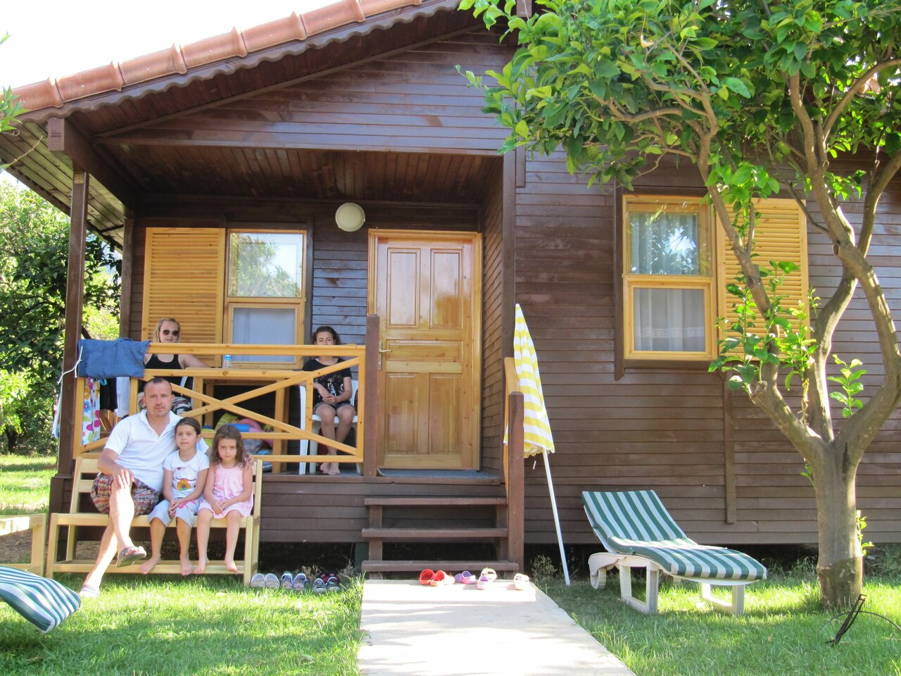 Baris Pension And Bungalows