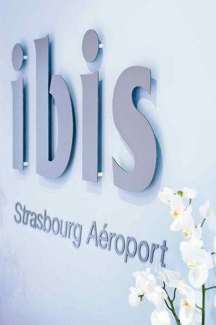 Ibis Strasbourg Aéroport Le Zenith