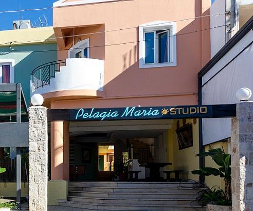 Pelagia Maria Studios Malia