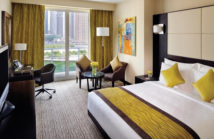 Movenpick Hotel Jumeirah Lakes Towers