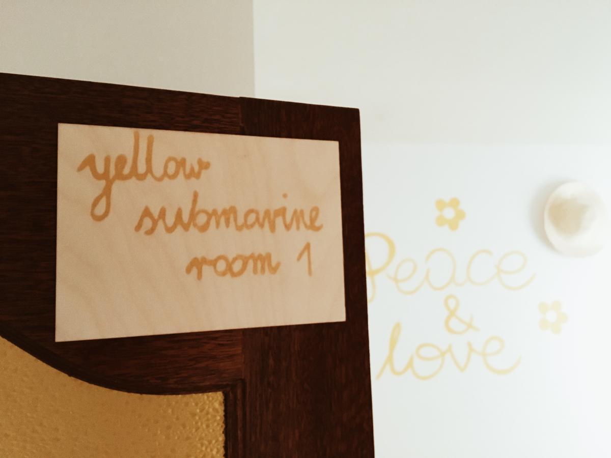 Lucka Rooms - Yellow Submarine (b24.1)