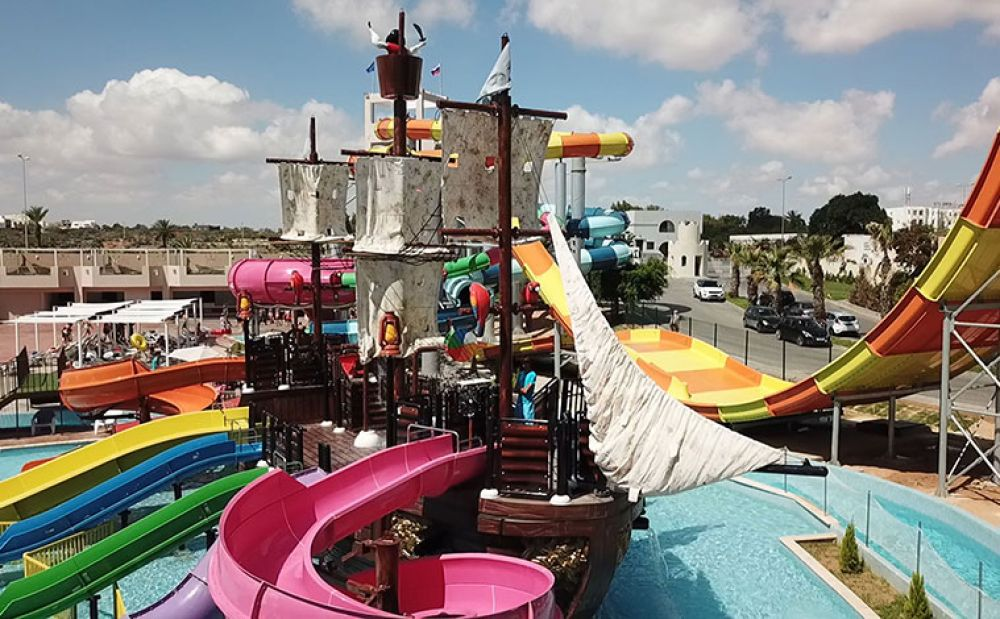 LTI Mahdia Beach & Aqua Park