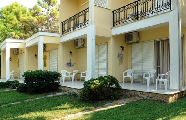 MIMOZA APT HOTEL - ARGASSI