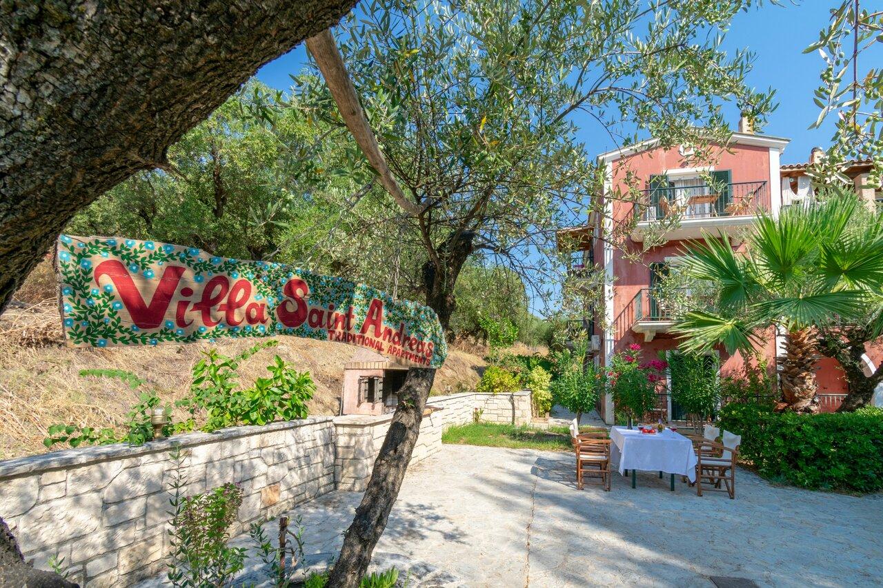 Villa Saint Andreas(san Andrea)
