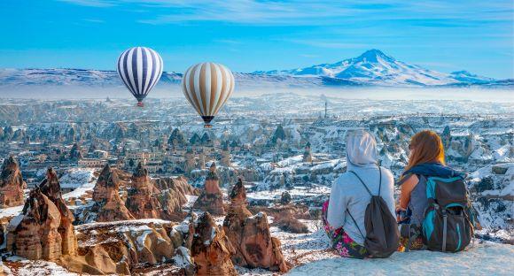 Turcia Ski Erciyes & Mini-Circuit Cappadocia