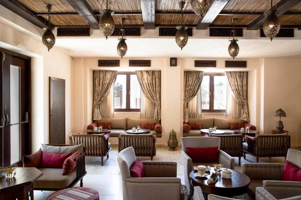 Al Wathba A Luxury Collection Desert Resort & Spa