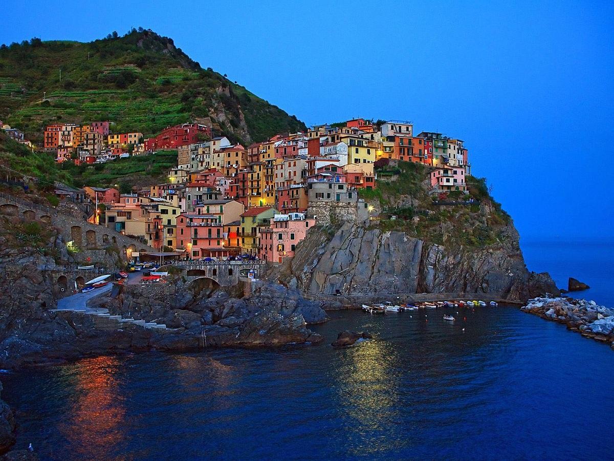 Italia - Lombardia, 5 dintre Marile Lacuri și Cinque Terre