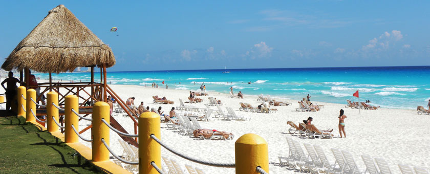 Sejur plaja Cancun, Mexic - februarie 2021