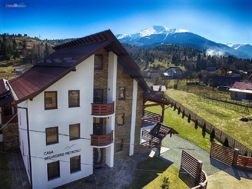 Pensiunea Casa Belvedere Pietrosu (Moisei)