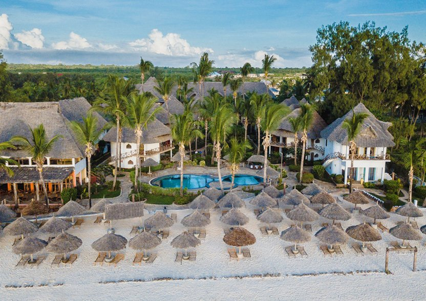 AHG Waridi Beach Resort and Spa (Pwani Mchangani)