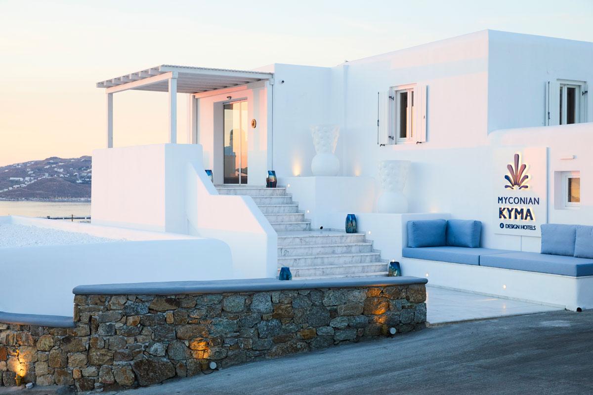 Myconian Kyma Design hotels