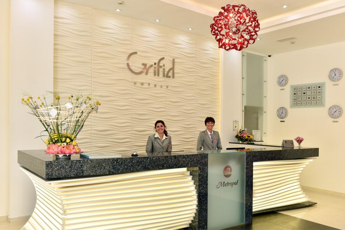 Grifid Hotel Metropol