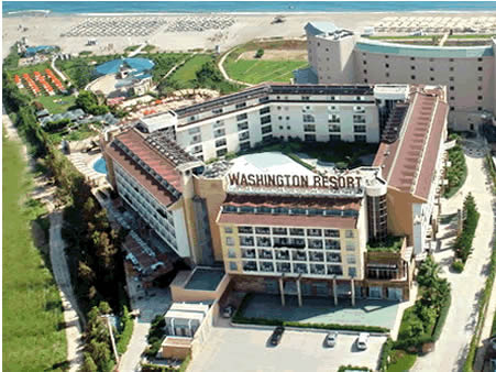 WASHINGTON RESORT HOTEL