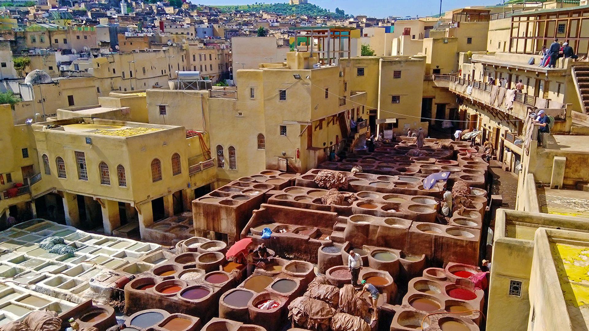 Circuit de grup - Experience Maroc, 12 zile