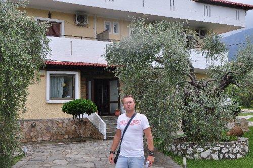 Korina Hotel (Skala Potamias)