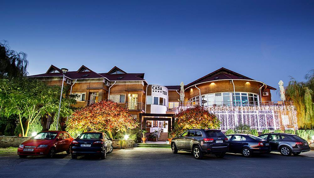 Casa Teo - Mahmudia