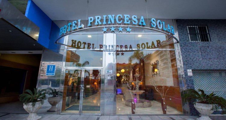 Hotel Princesa Solar - Adults Recommended