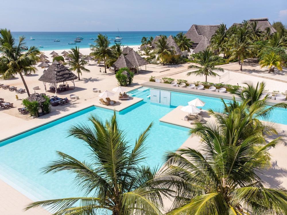 Gold Zanzibar Beach House & Sp