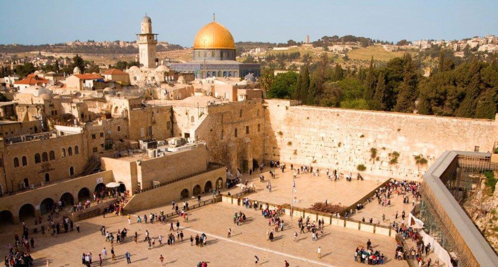 Pelerinaj Israel 17-22 Feb. 2020 (6 zile)