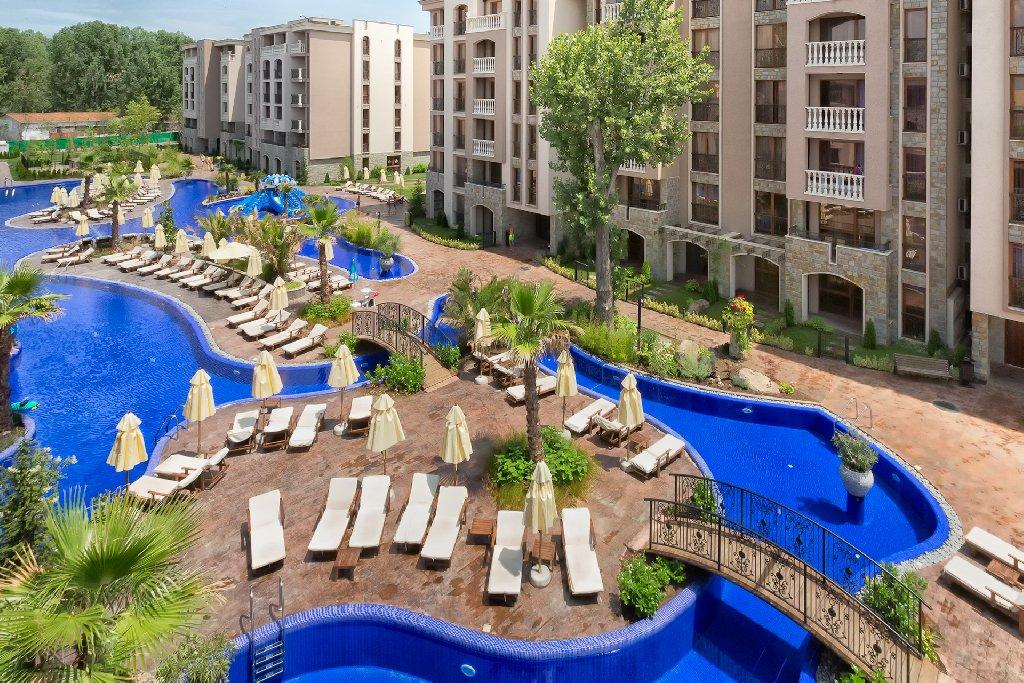 APART HOTEL CASCADAS RESORT AND SPA