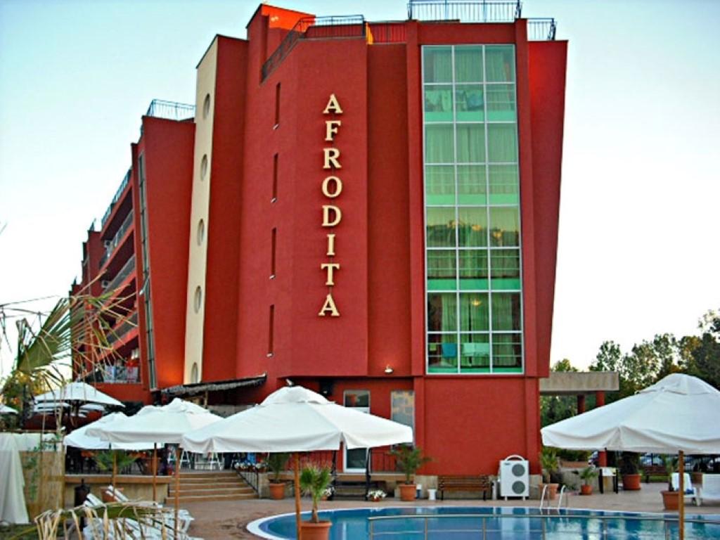 Afrodita-1 Aparthotel FR