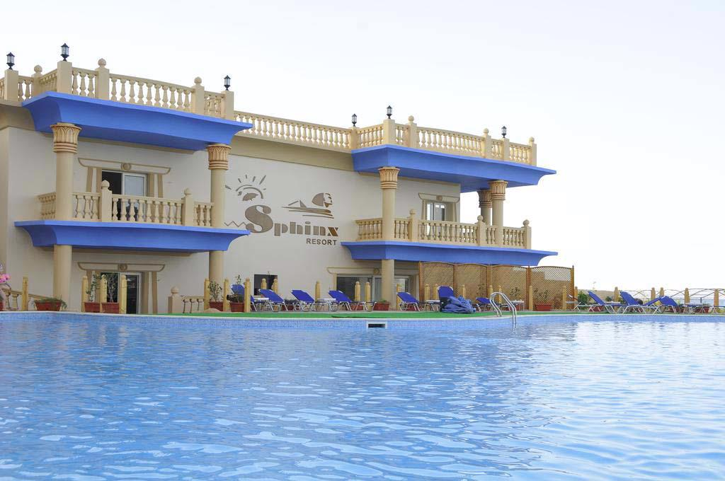 SPHINX RESORT - EL DAHAR, HURGADA