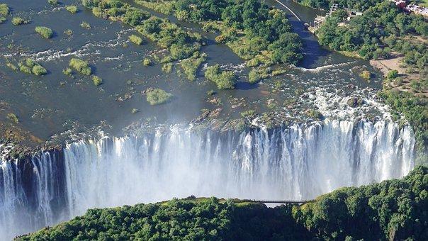 Africa de Sud & Cascada Victoria 2021