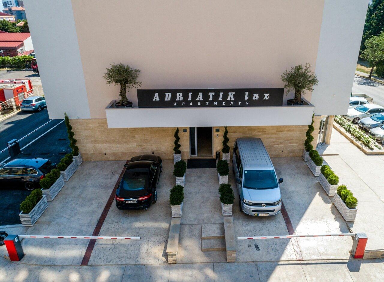 Adriatik Budva Apartments