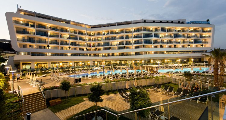 Numa Beach & Spa Hotel - Adults Only - All Inclusive