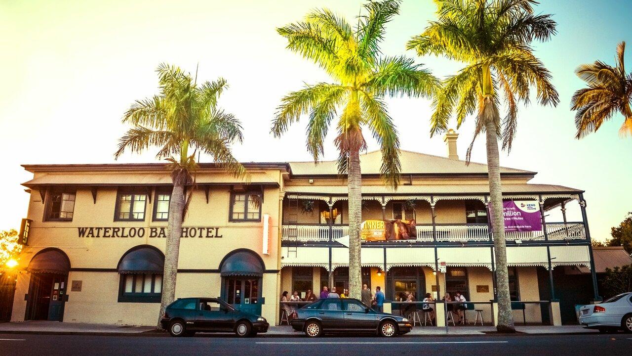 The Waterloo Bay Hotel