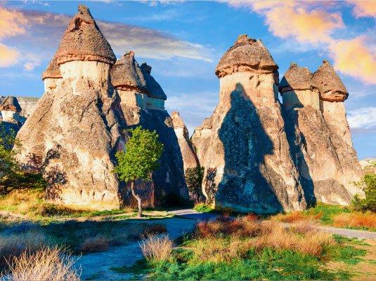 Turcia - Cappadocia: program avion (8 zile)