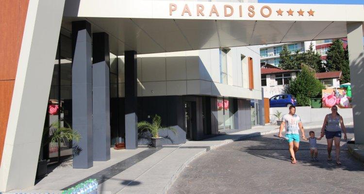 Paradiso Studio Apartments