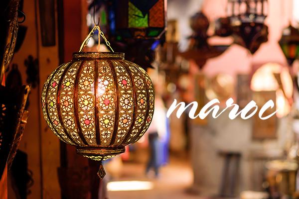MAROC - UN CIRCUIT DE 5 STELE