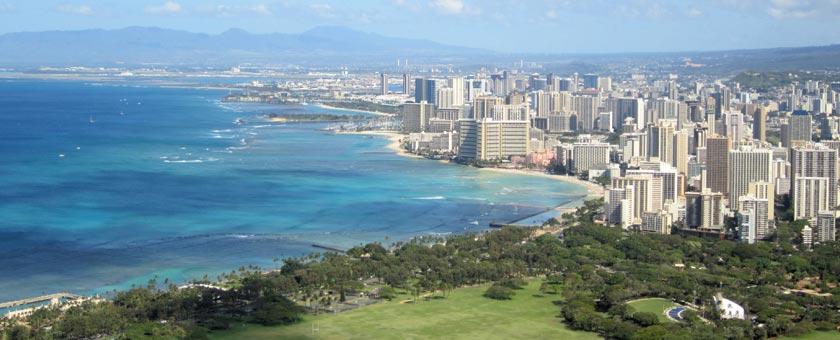 Circuit SUA Vest & Hawaii - iulie 2021
