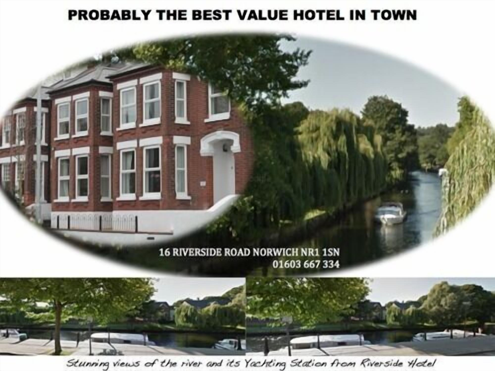 Riverside Hotel Bed And Breakfast