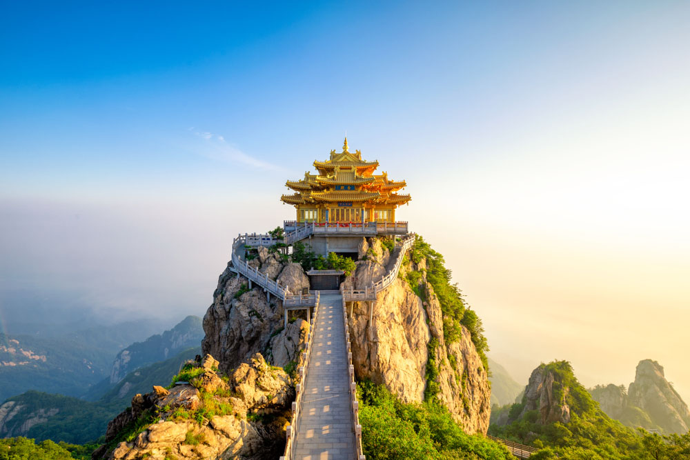 China Marele Tour