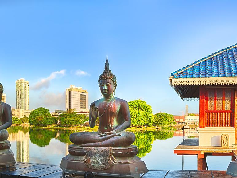 India - Sri Lanka - Maldive