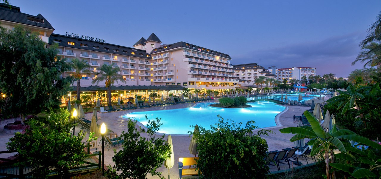 MC ARANCIA RESORT HOTEL (ALANYA)
